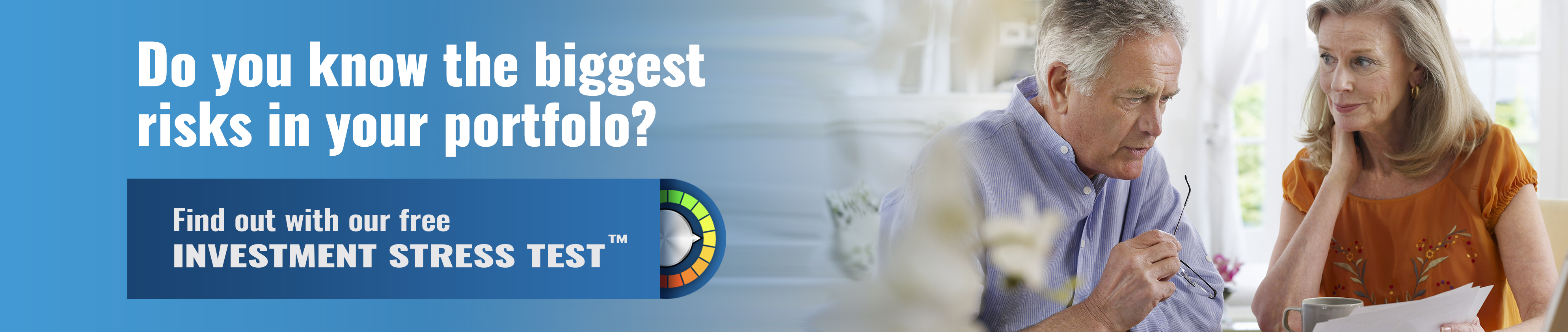 Do you know the biggest risks in your portfolio? Find out with our free Investment Stress Test.